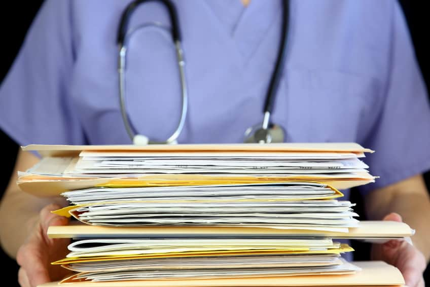 Medical Record Retention Issues Can Be Complicated. Call Liles Parker for Assistance.